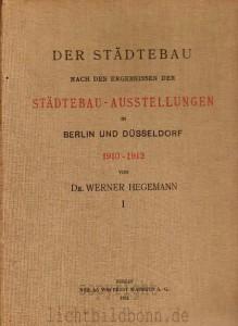 A121 Folgeveröffentlichung der Bauausstellung von 1911