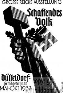 A265 Der erste Preis im Plakatwettbewerb,  Entwurf von Arno Drescher Q DN 5.8.1936