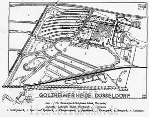 A303 Entwurf des Volksparks von Leberecht Migge WMB 5.1930 241