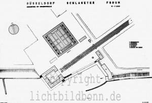 A315 Die Gebäude der Gauleitung am Rhein Q StAD NL Emundts 49