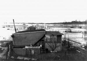 A321 Behausung in der Heinefeldsiedlung Q StAD 038.106.002, Foto Martin Knaur 1934