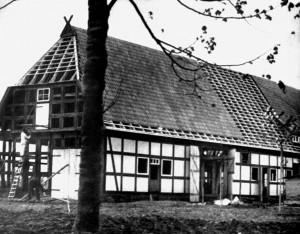 A452 Das Musterforsthaus im Bau Q Amtlicher Führer 1937.148