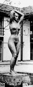 A586 Stehende' von Robert Itterman Q Seiler 1963.31