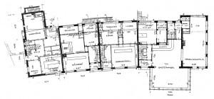 A701c Grundrisse der Ladenzeile, Keller Q StAD xviii 1822.jpg