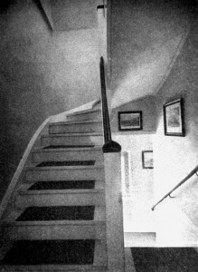 A732 Treppenaufgang in einem weiteren Eigenheim Q Der Weg zum Eigenheim 3.1937.7