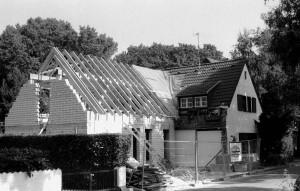 A836 Umbauten an Haus GS 57, 1995 Q Autorin