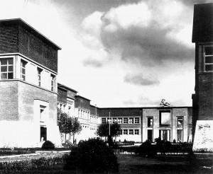 A159 Der Ehrenhof der Gesolei Q Nerdinger 1994.127