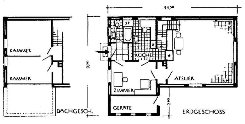 A960 Grundstück 11 Arch. Klaus Reese Q MBS 1937.262