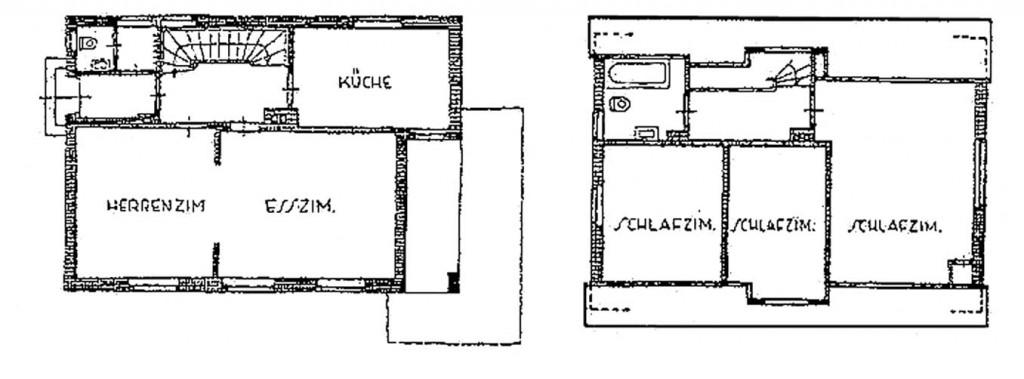 A963 Grundstück 24 Architekten Gebr. Quante Q MBS 1937.355