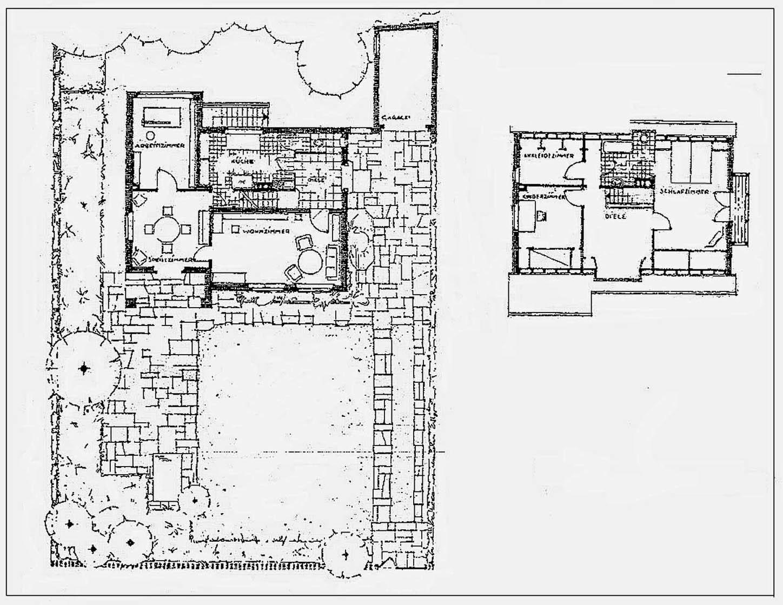 A964 Grundstück 43 Architekt Arnold Emundts Q MBS 1937.239