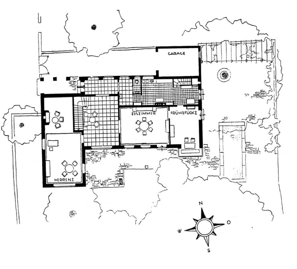 A978 Grundstück 92 Architekt Peter Grund Q Heim und Herd 1.1939.4
